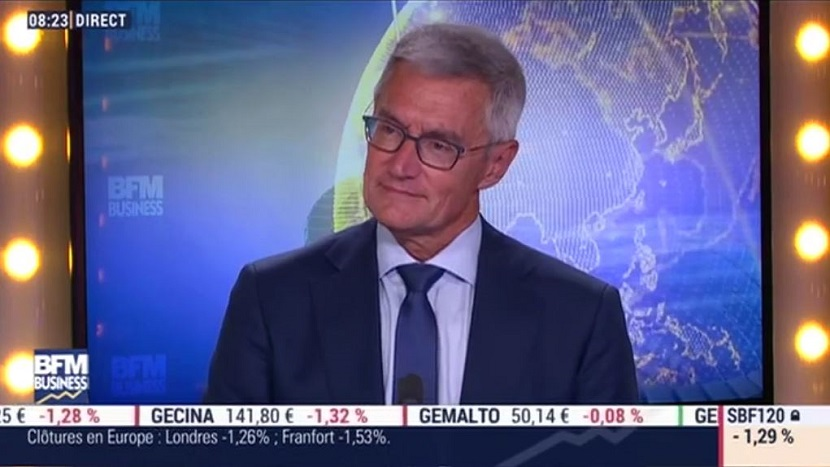 Didier Saint-Georges sur Good Morning Busines.JPG
