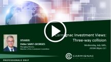 Carmignac Investment Views: Three-way collision